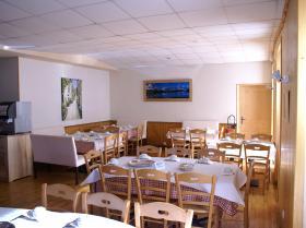 Salle de restaurant Arly 2