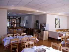 Salle de restaurant Arly 1