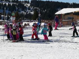 Ecole de ski Espace Diamant